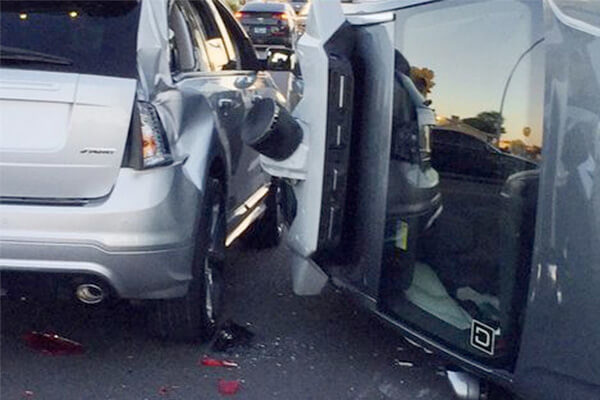 Uber Vehicle List >> Autonomous Car Crashes: Who — or What — Is to Blame ...